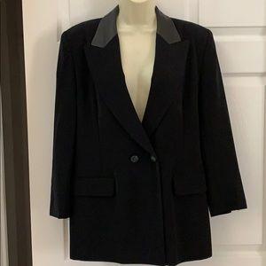 Cache black blazer sz. 2